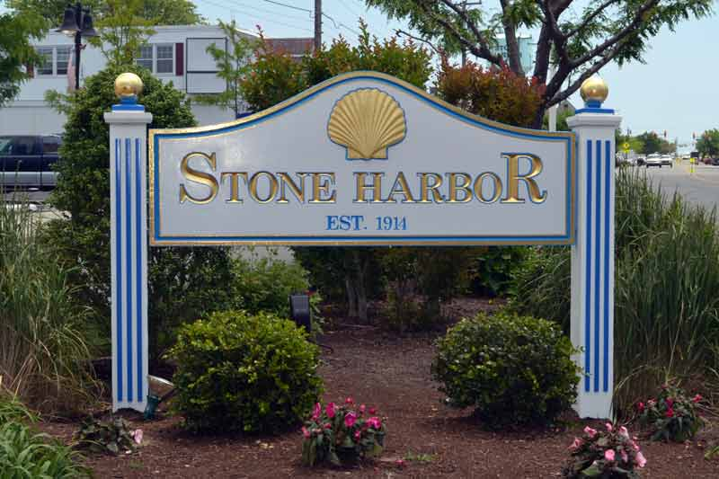 Elevation Of Stone Harbor Nj : Cape may county and atlantic towns